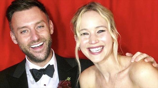 U tajnosti se udala glumica Jennifer Lawrence